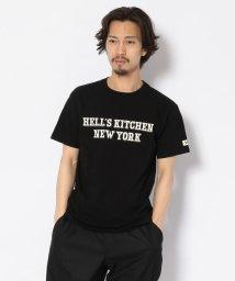 Schott/【直営店舗限定】T-SHIRT HELL'S KITCHEN/Tシャツ ヘルズ キッチン/502255670