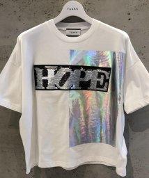 B'2nd/TAAKK(ターク)LOVE→HOPE SPANGLE Tシャツ/502255673