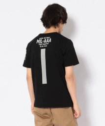 AVIREX/【WEB&DEPOT限定】クルーネックTシャツMJ-101/T-SHIRT MJ-101/502255679