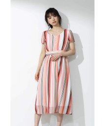 PROPORTION BODY DRESSING/ランダムシアーストライプワンピース/502255843