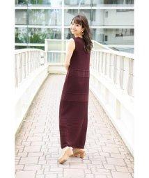 PROPORTION BODY DRESSING/◆《EDIT COLOGNE》サマークロシェニットワンピース/502255872