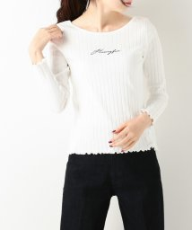 archives/ロゴ刺繍テレコTシャツ/502265027