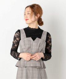 archives/先染めチェックビスチェ/502265032