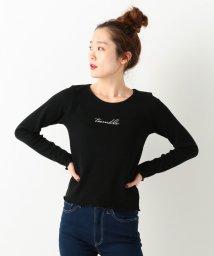 archives/ロゴ刺繍入りワッフルTシャツ/502265616