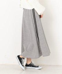 archives/チェックライン入りギャザースカート/502265712