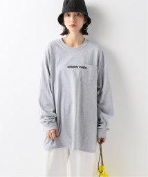 JOURNAL STANDARD/【AiE / エーアイイー】 printed L/S pocket Tee Face:Tシャツ/502266702