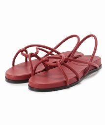 JOURNAL STANDARD/【ALUMNAE/アラムナエ】  LEATHER ROPE SANDAL ON FOOTBED/502266722
