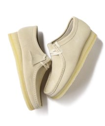 SHIPS JET BLUE/Clarks: WALLABEE LOW/ワラビー ロー/502268333