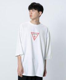 SENSE OF PLACE/GUESS 別注エクストラルーズTシャツ/502268418