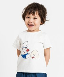 SHIPS KIDS/SHIPS KIDS:サマー ベアー TEE(80~90cm)/502268724