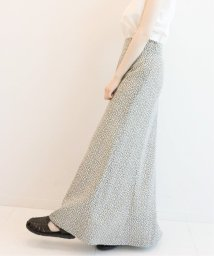 U by Spick&Span/≪予約≫フラワーマキシスカート◆/502268905