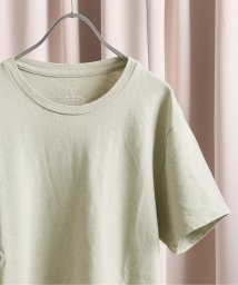SAVE KHAKI/《WEB先行販売》SKU S/S COTTON HEMP CREW TEE/502268917