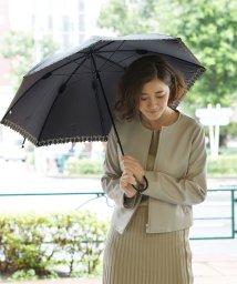 ROPE PICNIC PASSAGE/【晴雨兼用】遮光フレームスタースカラップ刺繍パラソル/502268994