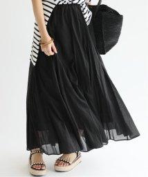IENA/コットンボイルギャザーパネルスカート◆/502269292
