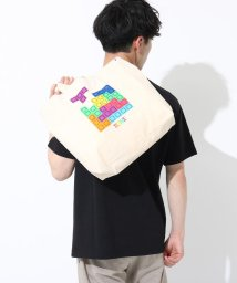 THE SHOP TK/Tetris(R)テトリス2WAYキャンバストート/サコッシュ/502269385