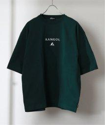 417 EDIFICE/KANGOL / カンゴール 417 別注 ロゴクルーネックTEE/502269392