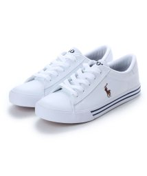 POLO RALPH LAUREN/ポロラルフローレン POLO RALPH LAUREN EASTEN J (WHITE)/502193055