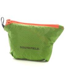 SOUTH FIELD/サウスフィールド SOUTH FIELD ユニセックス トレッキング バッグ SFポケッタブルBP GR SFポケッタブルBP GR/502210172