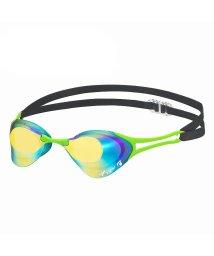 SPORTS DEPO/アルペンセレクト Alpen select 水泳 ゴーグル/小物 BladeZERO ミラーレンズ (SWIPE ANTI-FOG搭載) V127SAM/502213256