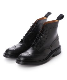 TRICKER'S/トリッカーズ Tricker's 2508-COUNTRY BOOTS(BLACK)/502228304