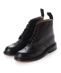 TRICKER'S/トリッカーズ Tricker's L5676-COUNTRY BOOT(BLACK)/502228331