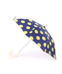 w.p.c/ダブリュピーシー w.p.c キッズ雨傘 ムーンドットネイビー40/502237580