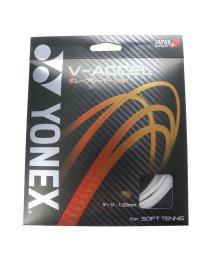 YONEX/ヨネックス YONEX 軟式ストリング 攻チタン SG90S-TI (ホワイト)/502242649