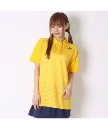 YONEX/ヨネックス YONEX テニス用ポロシャツ ポロシャツ(スリムタイプ) 12123 イエロー  (コーンイエロー)/502243300