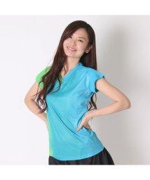 YONEX/ヨネックス YONEX テニスTシャツ シャツ(スリムロングフィットタイプ) 20297 ブルー  (ウォーターブルー)/502243329