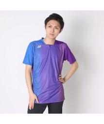 YONEX/ヨネックス YONEX ユニセックスTシャツ シャツ(スタンダードサイズ) 12128 パープル  (パープル)/502243333