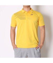 YONEX/ヨネックス YONEX テニス用ポロシャツ ポロシャツ(スタンダードサイズ) 12133 イエロー  (コーンイエロー)/502243528