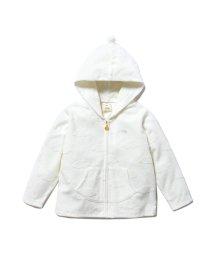 gelato pique Kids&Baby/【KIDS】雲パイル kids パーカ/502269406