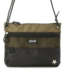 Schott/SCH-NYLON POUCH/502269529