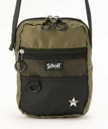 Schott/NYLON SHOULDER BAG/ナイロン ショルダーバッグ/502269530
