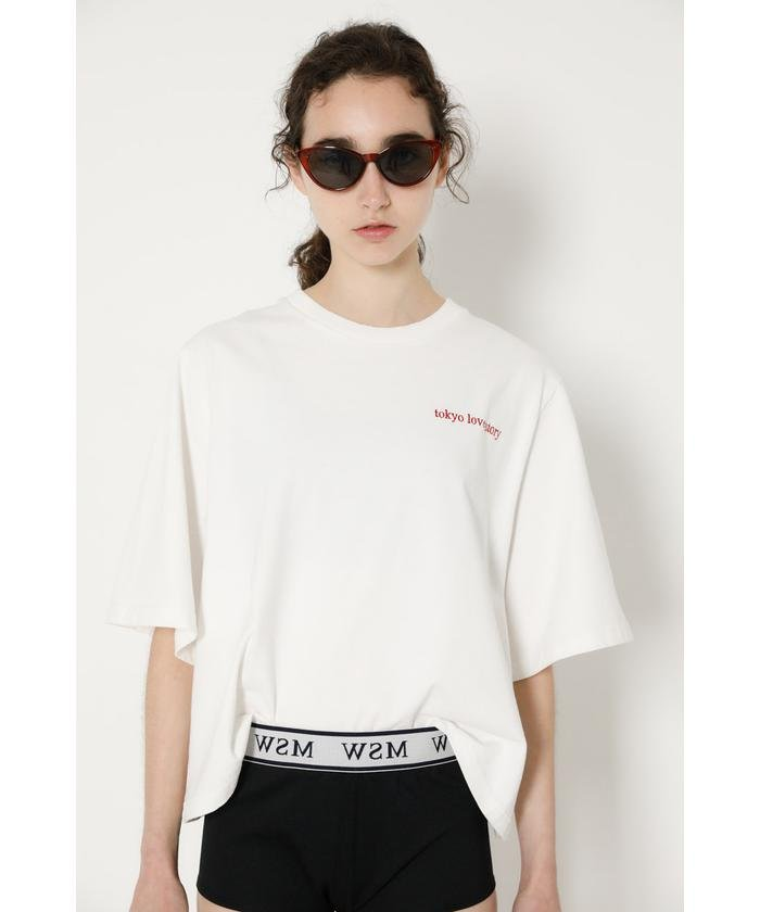 SW EMBROIDERY Tシャツ