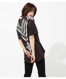 AZUL by moussy/Native Print TEE/502269900