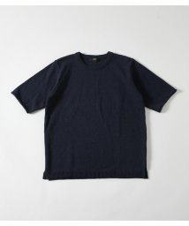 AZUL by moussy/COTTON BOUCLE KNIT PULLOVER/502269918