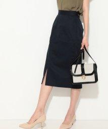 ViS/センタースリットIラインスカート/502270190
