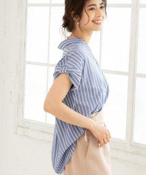 ViS/【セットアップ対応】【EASY CARE】ストライプシャツ/502270199