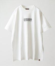 JOURNAL STANDARD relume Men's/《予約》UNIVERSAL OVERALL×relume / 別注 ロゴTシャツ/502270324