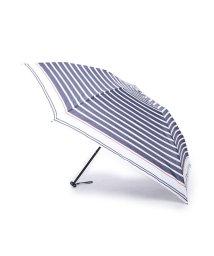 w.p.c/ダブリュピーシー w.p.c 雨傘 w.p.c Air-Light エアライトmini (セーラーボーダーOF)/502237894