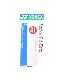 YONEX/ヨネックス YONEX グリップテープ タッキーフィットグリップ(1本入) AC143 (ホワイト)/502242634