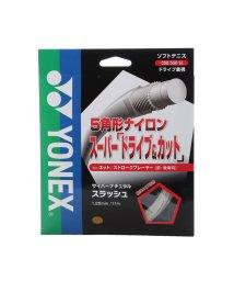 YONEX/ヨネックス YONEX 軟式ストリング サイバーナチュラル スラッシュ ホワイト CSG550SL (ホワイト)/502242703