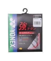 YONEX/ヨネックス YONEX バドミントン ストリング バドミントンストリング 強チタン BG65TI  BG65TI/502242819