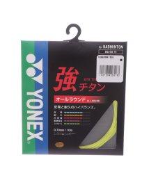 YONEX/ヨネックス YONEX バドミントン ストリング 強チタン BG65TI BG65TI/502242962