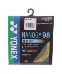 YONEX/ヨネックス YONEX バドミントン ストリング ナノジー98 NBG98 NBG98/502242974