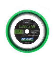 YONEX/ヨネックス YONEX バドミントン ストリング ナノジー99 ロール ガット NBG99-1 NBG99-1/502243158