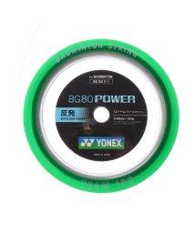 YONEX/ヨネックス YONEX バドミントン ストリング BG80パワー ロール ガット BG80P-1 BG80P-1/502243164