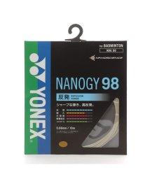 YONEX/ヨネックス Yonex バドミントンストリング NANOGY98 NBG98/502243473