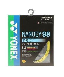 YONEX/ヨネックス Yonex バドミントンストリング NANOGY98 NBG98/502243474